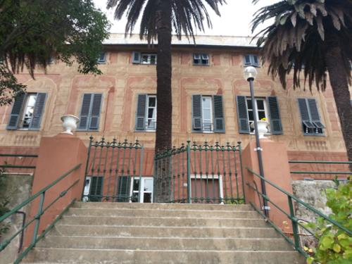 struttura residenziale villa laurina