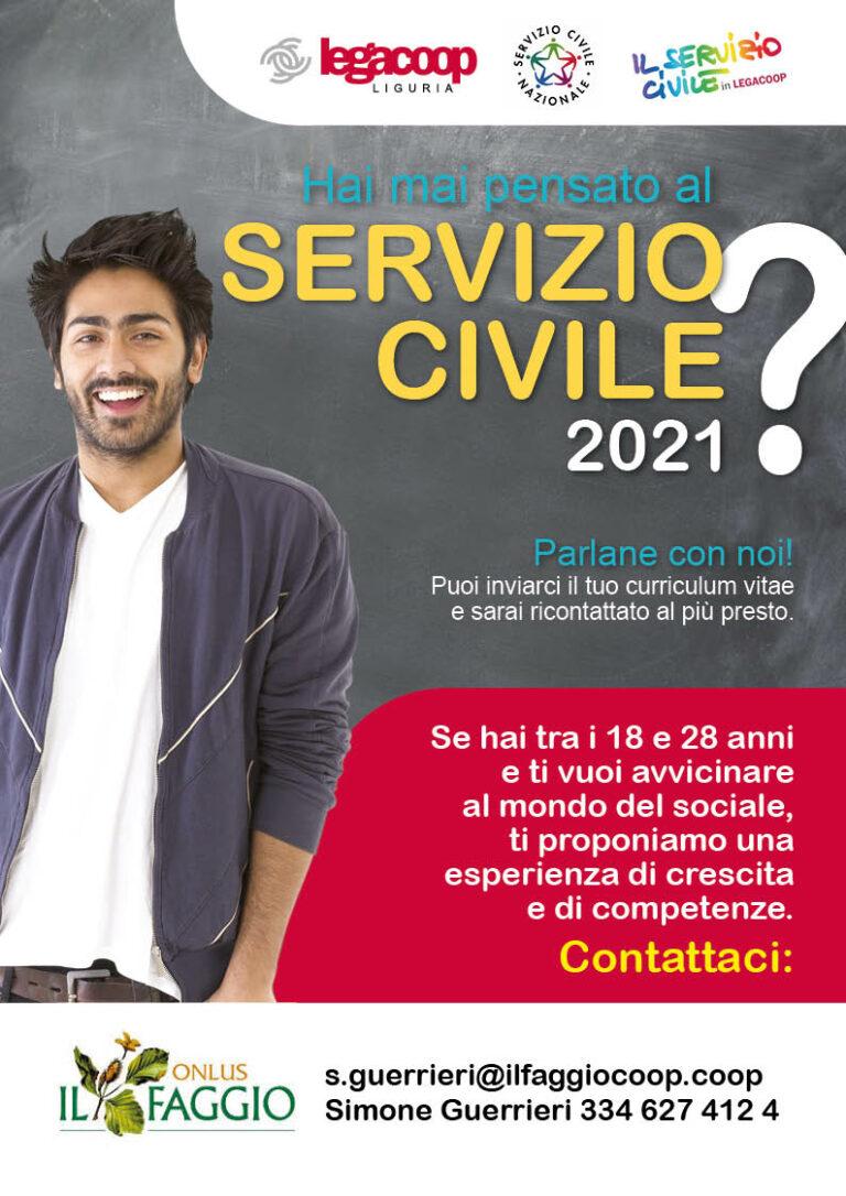 Il Faggio servizio civile 2021