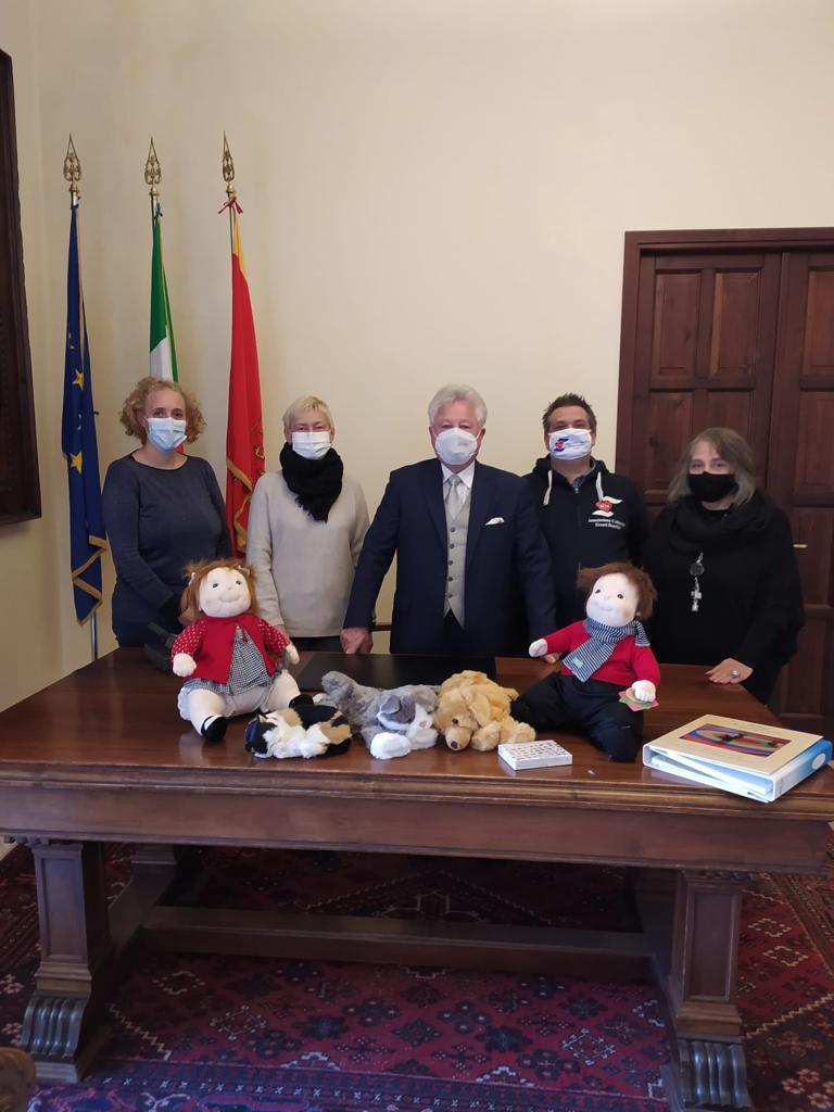 ACEB per San Secondo Comune di Ventimiglia sindaco Scullino